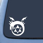 BargainMax Full Metal Alchemist Anime Homunculus Sticker Decal Notebook Car Laptop 5.5