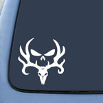 BargainMax Bone Collector Deer Hunting Bowhunting GUN Sticker Decal Notebook Car Laptop 5.5