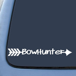 BargainMax Bow Hunter Deer Hunting Sticker Decal Notebook Car Laptop 8
