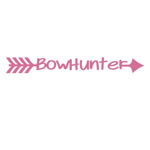 BargainMax Bow Hunter Bow Deer Hunter Hunting Sticker Decal Notebook Car Laptop 8