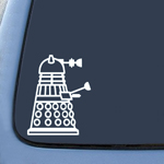 BargainMax Dalek Side Sticker Decal Notebook Car Laptop 5.5