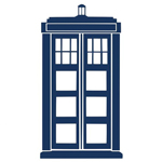 BargainMax Doctor Who Tardis Sticker Decal Notebook Car Laptop 8