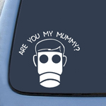 BargainMax Empty Child Inspired Doctor Who Sticker Decal Notebook Car Laptop 6