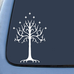 BargainMax LOTR Tree of Gondor Sticker Decal Notebook Car Laptop 7