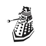 BargainMax Dr. Who Inspired Dalek Sticker Decal Notebook Car Laptop 6