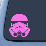 BargainMax Stormtrooper Sticker Decal Notebook Car Laptop 5.5