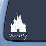 BargainMax Family Sticker Decal Notebook Car Laptop 5.5