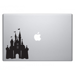 BargainMax Castle Macbook Sticker Decal Notebook Car Laptop 5.5