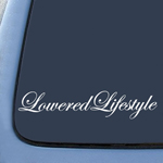 BargainMax Lowered Lifestyle Sticker Decal Notebook Car Laptop 8