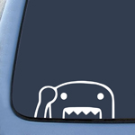 BargainMax DOMO Peekling Monster JDM Sticker Decal Notebook Car Laptop 6