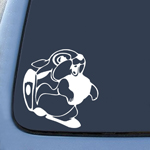 BargainMax Thumper Disney Inspired Bambi Rabbit Sticker Decal Notebook Car Laptop 6