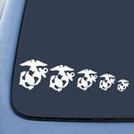 BargainMax Pokemon Marine Military Family Set Sticker Decal Notebook Car Laptop 5.5