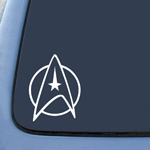 BargainMax Star Trek Command Insignia 5 Sticker Decal Notebook Car Laptop 6