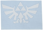 Decalgeek Legend of Zelda Triforce Car Window Vinyl Decal Sticker 6