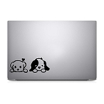 Bargain Max Decals - 1Puppy Dog - Apple MacBook Air/Pro/Retina 13