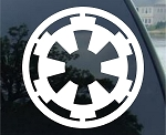 spdecals Star Wars Galactic Empire Vinyl Decal Window Sticker
