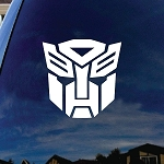 Transformers Classic Removable Decal